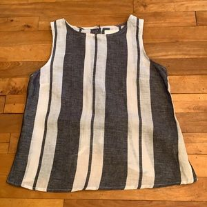2/$25 - MAEVE by Anthropologie Linen Top - Size 0